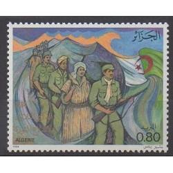 Algérie - 1984 - No 825 - Histoire