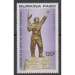 Burkina Faso - 1989 - Nb 811 - Various Historics Themes