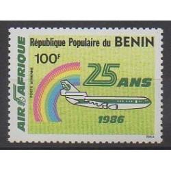 Benin - 1986 - Nb PA362 - Planes