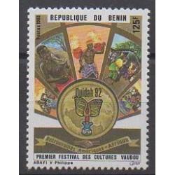 Benin - 1993 - Nb 704 - Folklore