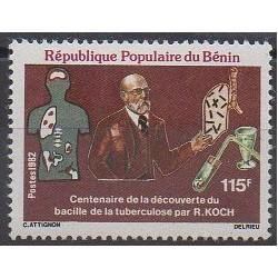 Bénin - 1982 - No 537 - Santé ou Croix-Rouge