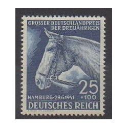 Germany - 1941 - Nb 703 - Horses