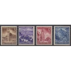 Allemagne - 1941 - No 730/733