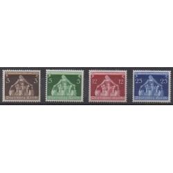 Germany - 1936 - Nb 573/576
