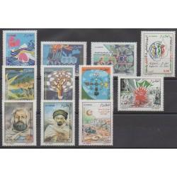 Algérie - 2001 - No 1291/1301