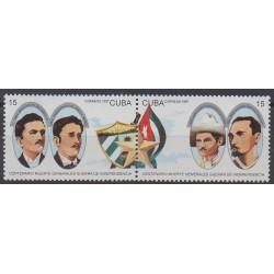 Cuba - 1997 - Nb 3630/3631 - Various Historics Themes