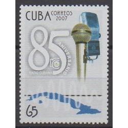 Cuba - 2007 - No 4477