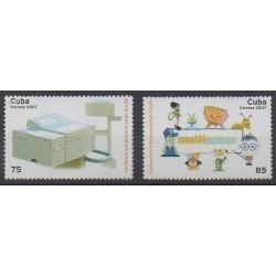 Cuba - 2007 - Nb 4506/4507