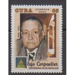 Cuba - 2004 - No 4193 - Célébrités