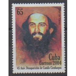 Cuba - 2004 - Nb 4192 - Celebrities