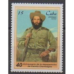 Cuba - 1999 - No 3823 - Célébrités