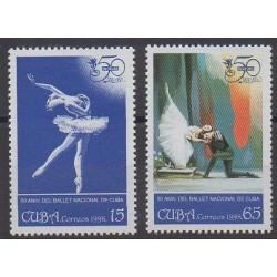 Cuba - 1998 - Nb 3753/3754
