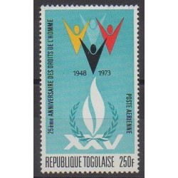 Togo - 1973 - Nb PA213 - Human Rights