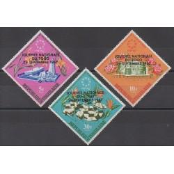 Togo - 1968 - No 566/568 - Exposition