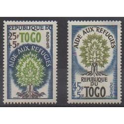Togo - 1960 - No 307/308
