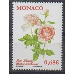 Monaco - 2015 - No 3007 - Roses