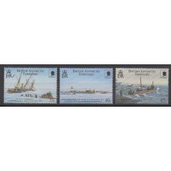 British Antarctic Territory - 2000 - Nb 312/314 - Polar