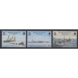 Grande-Bretagne - Territoire antarctique - 2000 - No 312/314 - Polaire