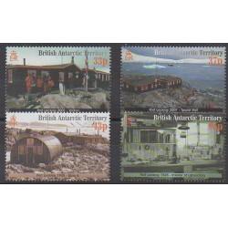 Grande-Bretagne - Territoire antarctique - 2001 - No 329/332 - Polaire