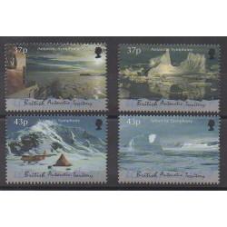 Grande-Bretagne - Territoire antarctique - 2000 - No 325/328 - Polaire