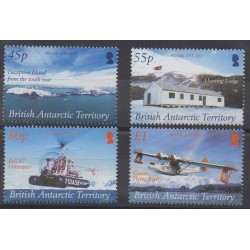 British Antarctic Territory - 2005 - Nb 399/342 - Polar
