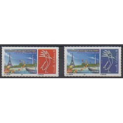 New Caledonia - 2018 - Nb 1350/1351 - Philately