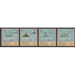 Antigua et Barbuda - 2001 - No 2935/2938
