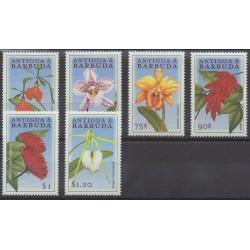 Antigua et Barbuda - 2000 - No 2760/2765 - Fleurs