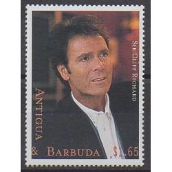 Antigua et Barbuda - 2000 - No 2625 - Musique