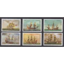 Antigua et Barbuda - 1996 - No 2060/2065 - Navigation