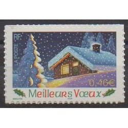 France - Self-adhesive - 2002 - Nb 3534
