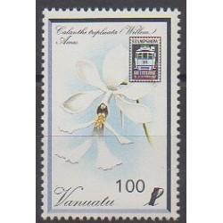Vanuatu - 1989 - Nb 836 - Orchids - Philately