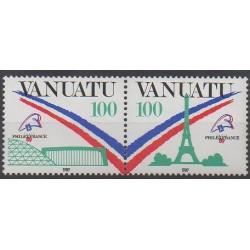 Vanuatu - 1989 - Nb 830/831 - Philately