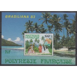 Polynésie - Blocs et feuillets - 1983 - No BF7