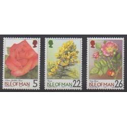 Man (Ile de) - 1999 - No 846/848 - Roses