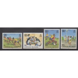Caïmans (Iles) - 1985 - No 564/567