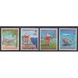 Cayman ( Islands) - 1997 - Nb 798/801 - Christmas