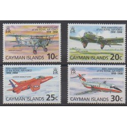 Cayman ( Islands) - 1998 - Nb 802/805 - Planes