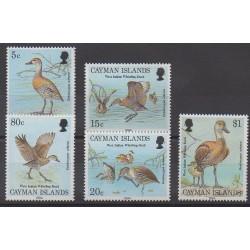 Caïmans (Iles) - 1994 - No 730/734 - Oiseaux