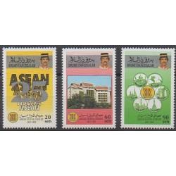 Brunei - 1992 - Nb 449/451