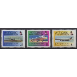 Brunei - 1994 - No 482/484 - Aviation