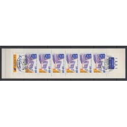 France - Carnets - 1991 - No BC2689A - Oblitéré