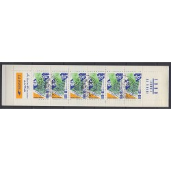 France - Carnets - 1990 - No BC2640A - Oblitéré