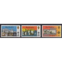 Brunei - 1990 - Nb 416/418