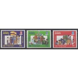 Brunei - 1985 - No 324/326 - Enfance