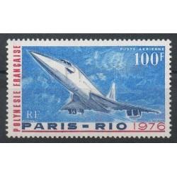 Polynésie - Poste aérienne - 1976 - No PA103