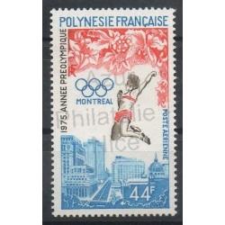 Polynésie - Poste aérienne - 1975 - No PA96 - Jeux olympiques d'été