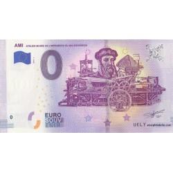 Euro banknote memory - Ami - 2018-1