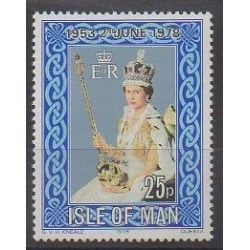 Man (Ile de) - 1978 - No 119 - Royauté - Principauté