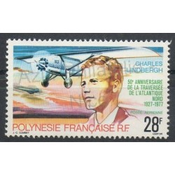Polynésie - Poste aérienne - 1977 - No PA125